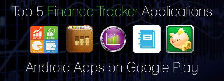 Top 5 #Expense Tracker Applications for Android