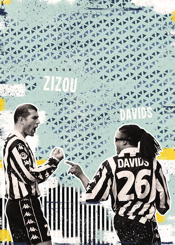 The Best Of Juventus on Behance
