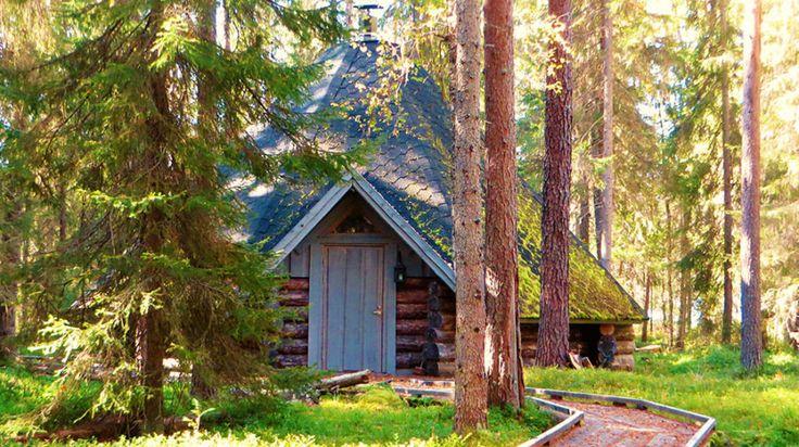 Vaattunki hiking tour -Rovaniemi, Lapland, Finland