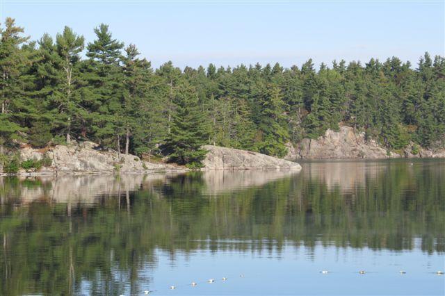 Charleston Lake Provincial Park