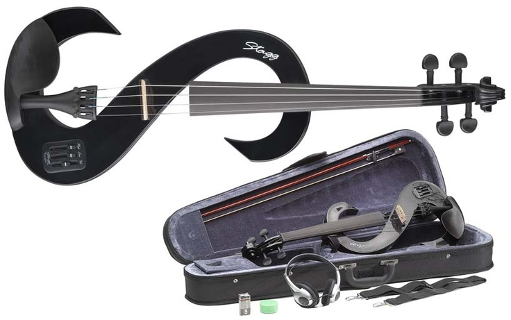 Stagg Evn skrzypce elektryczne