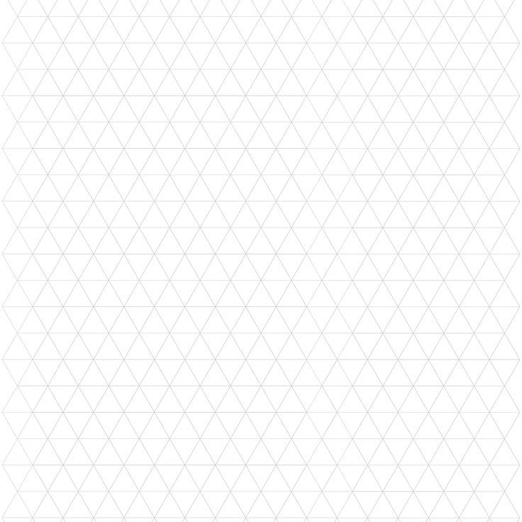 Free graph paper for your triangle-based quilting design needs! This free download includes both lined equilateral triangle printable graph paper as well as dot to dot equilateral triangle printable graph paper.