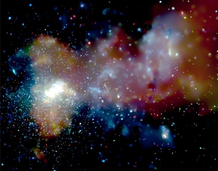 Stars+In+The+Galaxy | Milky Way A Crowded Neighborhood