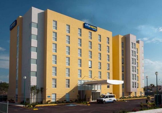 Hotel City Express Finsa www.cityexpress.com 018002489397