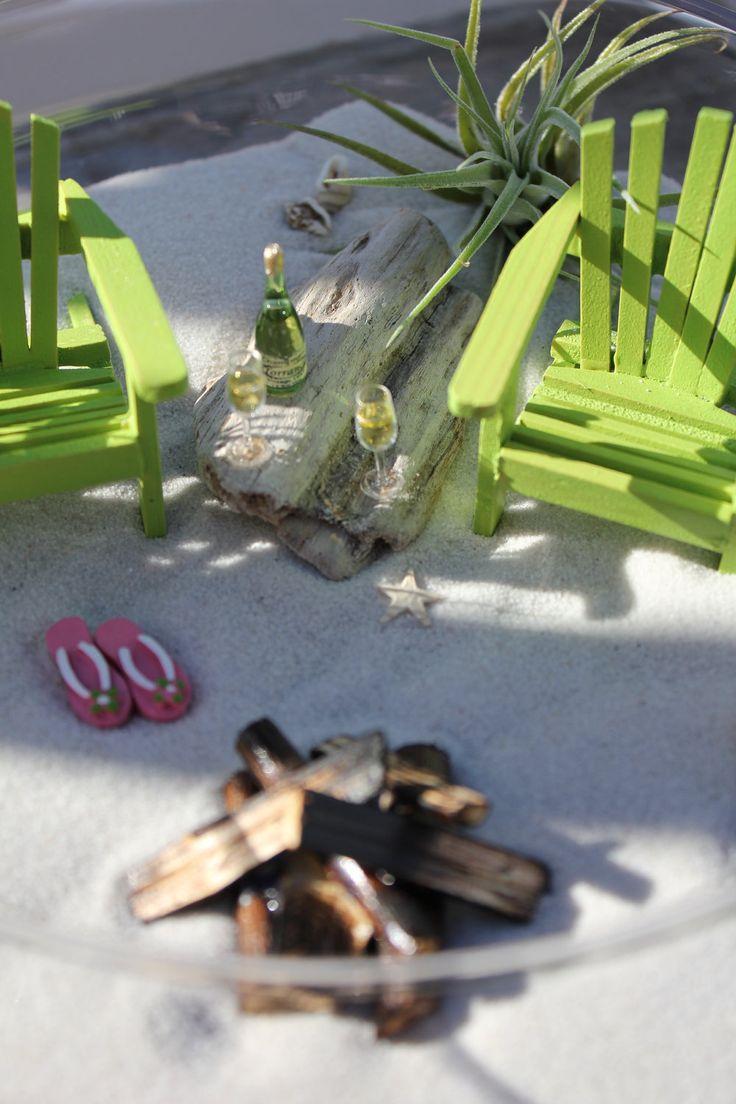Gnome Garden: 17 Best Ideas About Beach Gardens On Pinterest