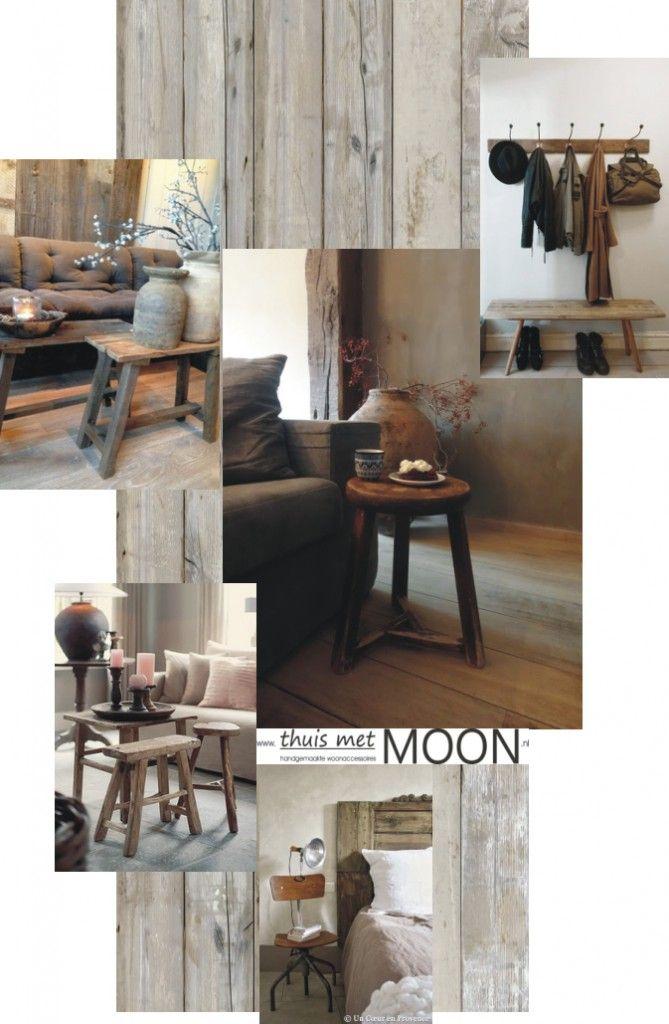 Stylen met krukjes en bankjes interieur inspiratie for Interieur inspiratie blog