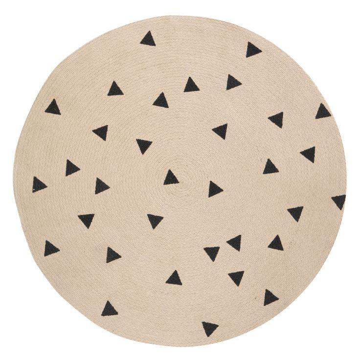 ber ideen zu runde teppiche auf pinterest. Black Bedroom Furniture Sets. Home Design Ideas