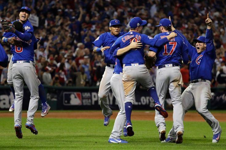 MLB-Champions Chicago Cubs: Der Fluch ist besiegt - SPIEGEL ONLINE - Sport