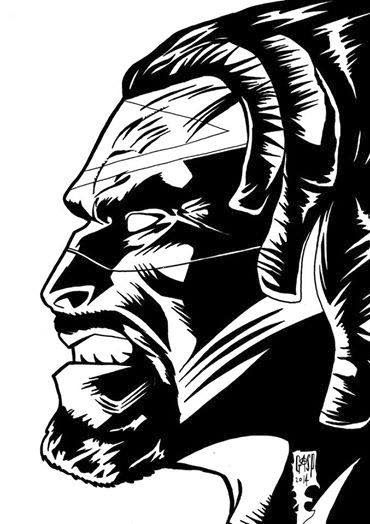 Gaspare Orrico - Illustratore: DEATHSQUAD-0 #1 COMING SOON!