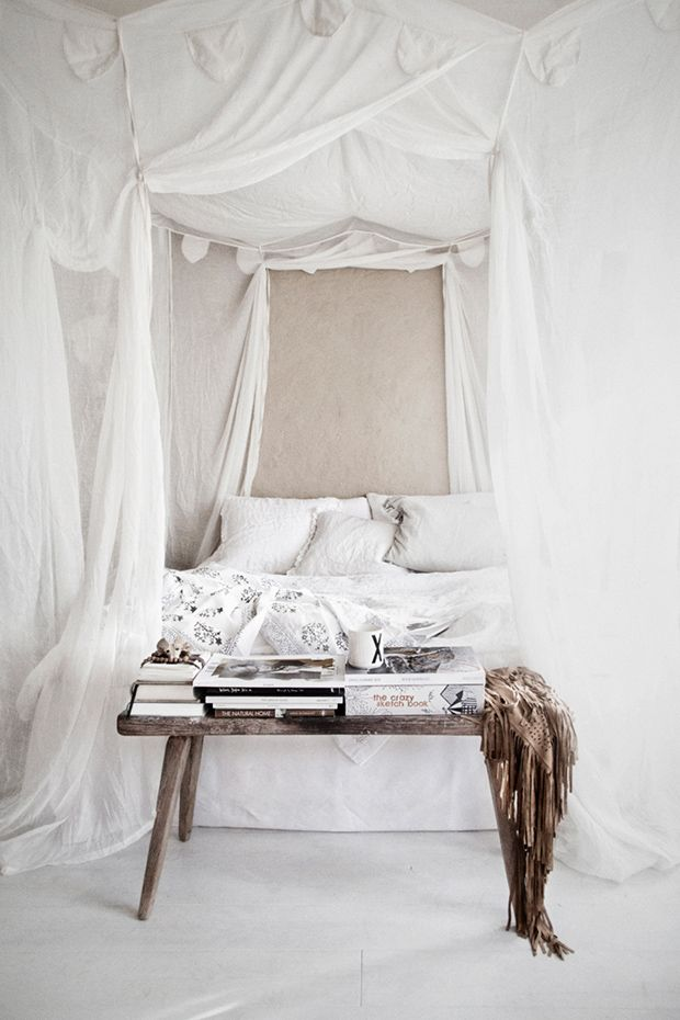 { all white canopy }