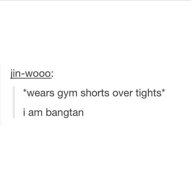 I did do this once when I was in high school and everyone in my gym class complimented my outfit haha