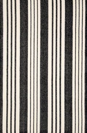 Dash and Albert Birmingham 56161 Black Area Rug
