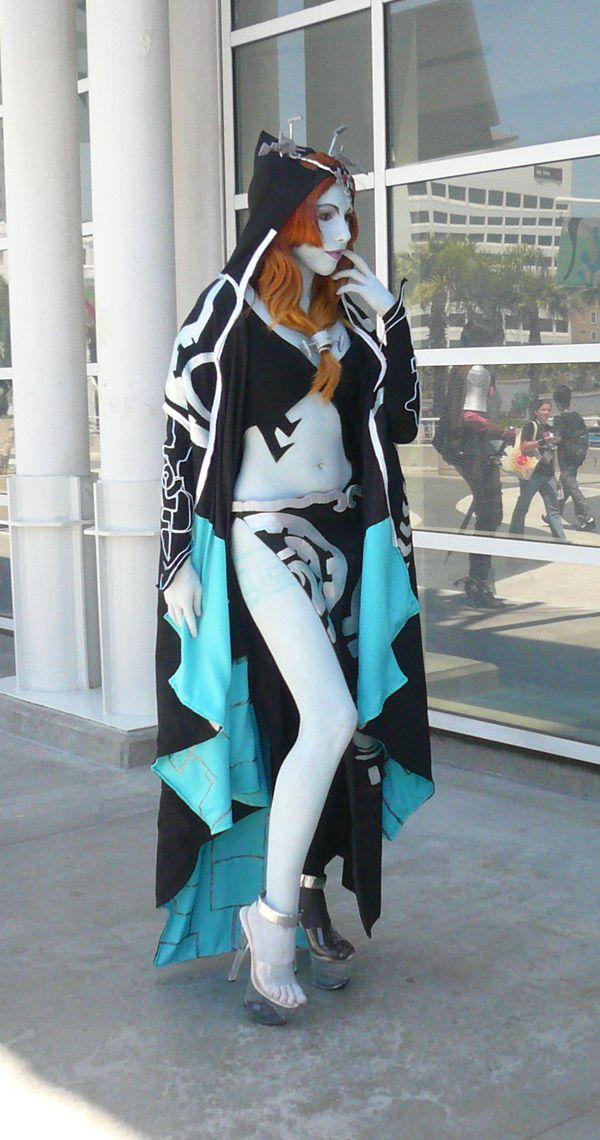 Exquisite Midna by IchigoKitty.deviantart.com #Zelda #cosplay