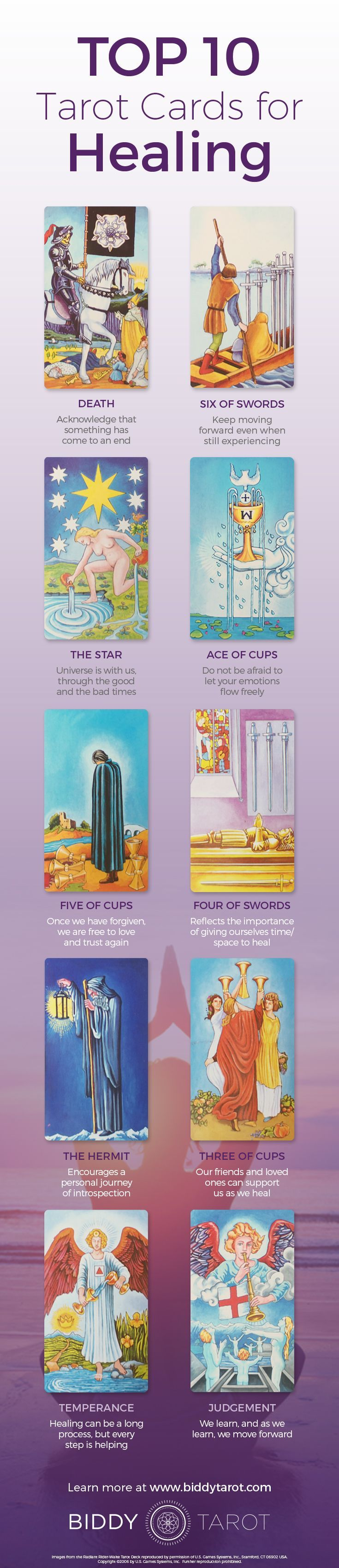 As we navigate our way through life, we invariably encounter difficult experiences that shake us to our core. Over time, though, we #recover through a process of renewal and #healing, as we find the true #blessing in our struggles. Download your free copy of my Top 10 Tarot Cards for love, finances, career, life purpose and so much more at www.biddytarot.co... It's my gift to you!