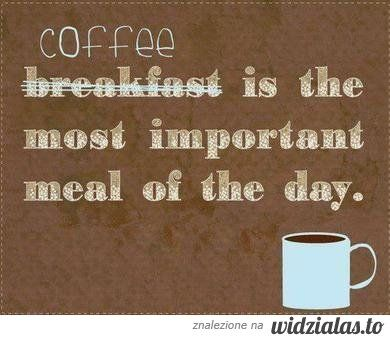 What is the most important meal of the day? ;)