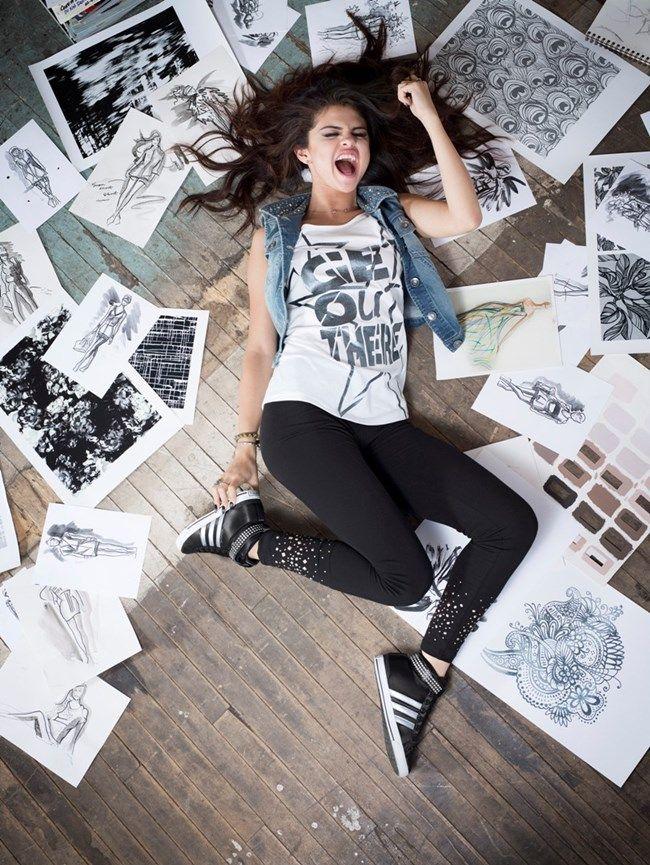 Blog de la Tele: Selena Gomez: Concierto Walmart Soundcheck (+Adidas Neo)