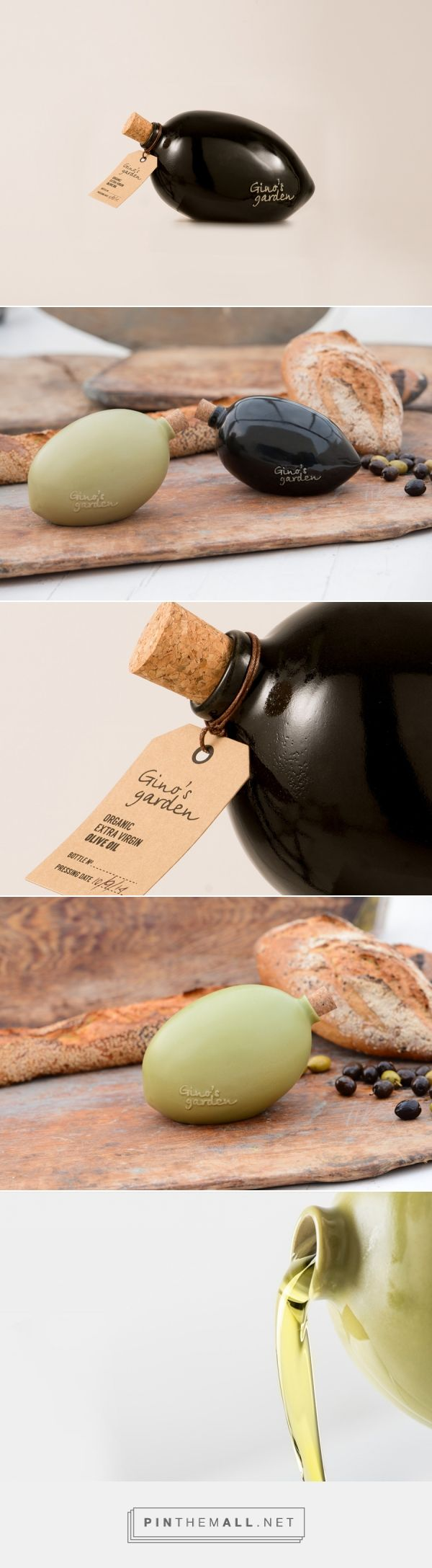 MARIOS KARYSTIOS - OLIVE BY GINO'S GARDEN / Gino's garden organic olive oil from…