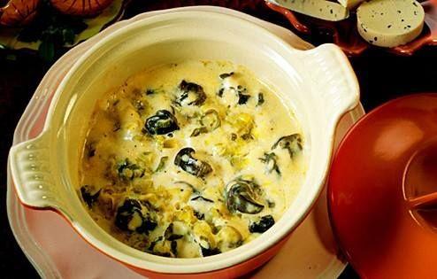Découvrez notre recette de Cassolettes d'escargots