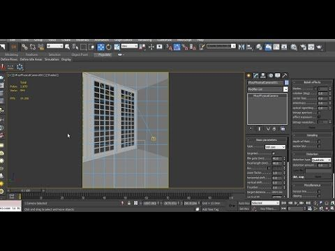 ▶ Tutorial Vray physical Camera - YouTube