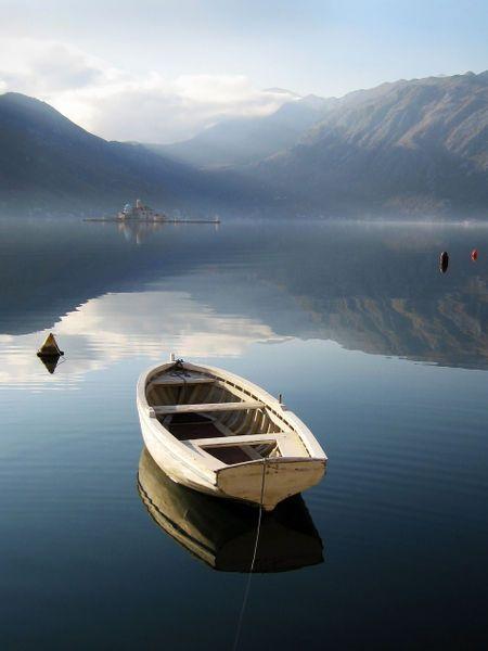 Perast, Bay of Kotor, Montenegro ~ UNESCO World Heritage Site.  Photo: Miroslava Andric