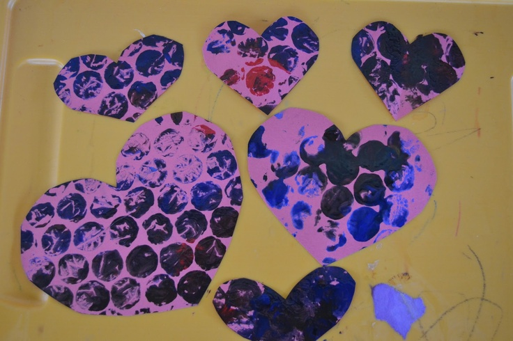 valentine's day craft esl