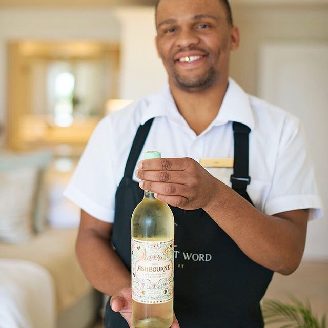 We stock an array of sought-after local wines that are available to you throughout your stay. Pictured here is a wonderful Ashbourne Sauvignon Blanc Chardonnay. This fresh and  vibrant Sauvignon Blanc is filled-out and enriched by the addition of a subtle unwooded Chardonnay, creating the perfect seaside wine.  _____________________
