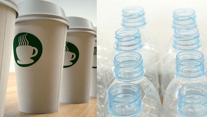 The Environmental Audit Committee has launched an inquiry into the impacts of coffee cups and plastics bottles
