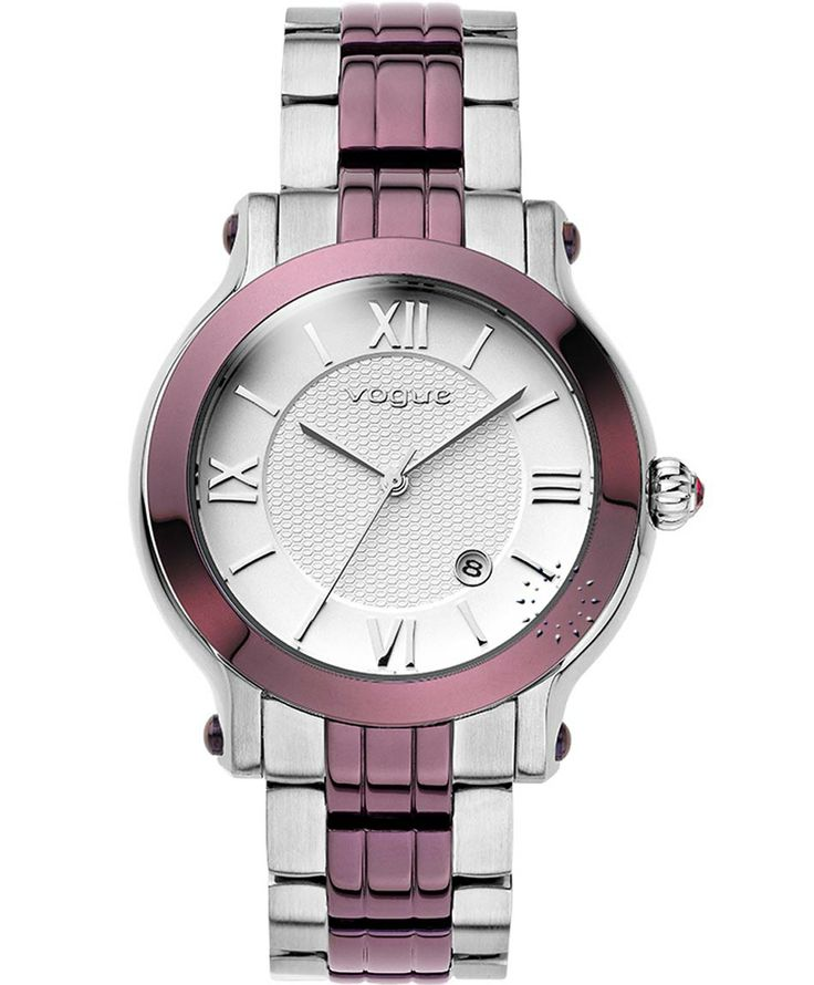 VOGUE Grace Two Tone Stainless Steel Bracelet Τιμή: 205€ http://www.oroloi.gr/product_info.php?products_id=38443
