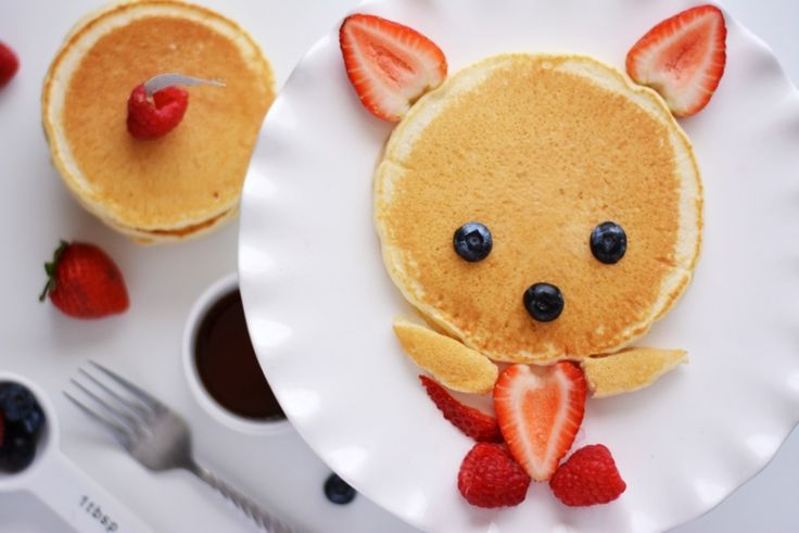 Happy Pancake Day - Blossom's Five Favourite Pancake Shapes for Kids