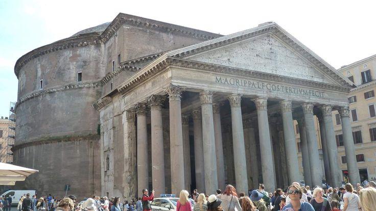 Pantheon, Róma, Olaszország