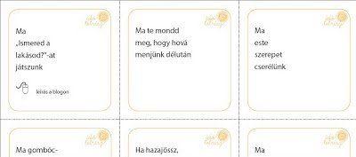 Letölthető adventi kártyák – meglepetéscetlik ajándékok helyett - Időtetrisz