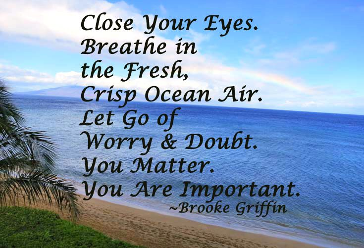 20 Beautiful Quotes About The Ocean That Will Inspire You: 31 Best Images About Positive Uplifting Quotes On Pinterest