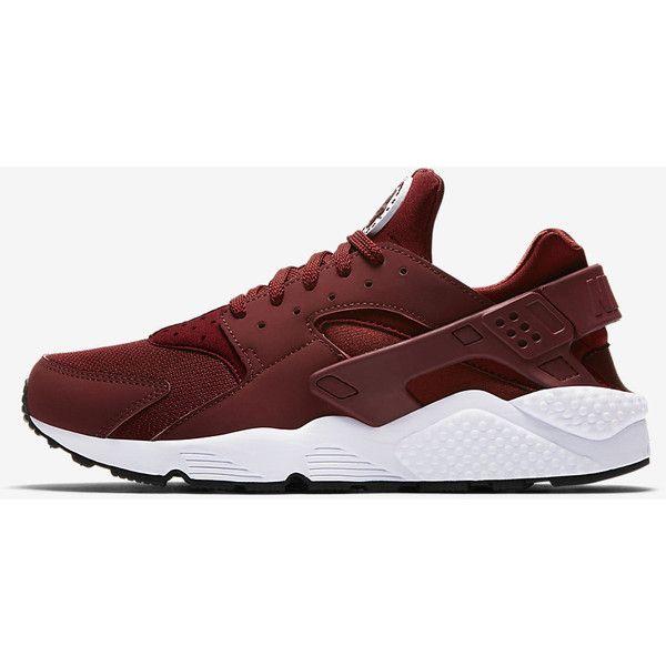 Nike Air Huarache Men's Shoe. Nike.com ($95) ❤ liked on Polyvore featuring men's fashion, men's shoes, nike mens shoes and mens shoes