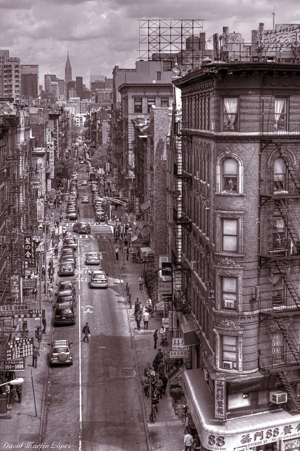 China town B NY