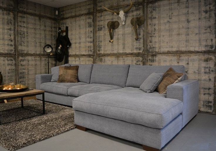 17 best images about wonen on pinterest junior stores cape breton and house doctor - Landelijke chique lounge ...