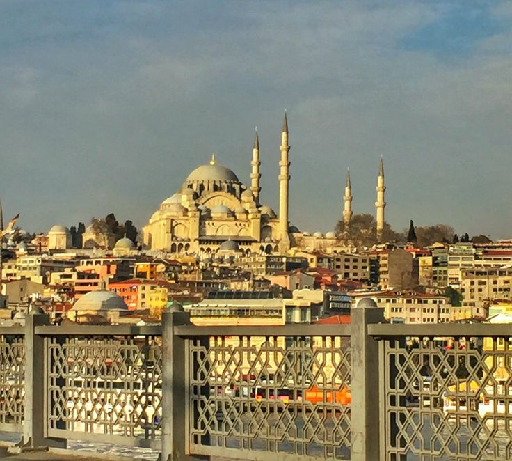 Approaching the breathtaking Sultanahmet District of Istanbul, Turkey - an awe-inspiring place to visit.