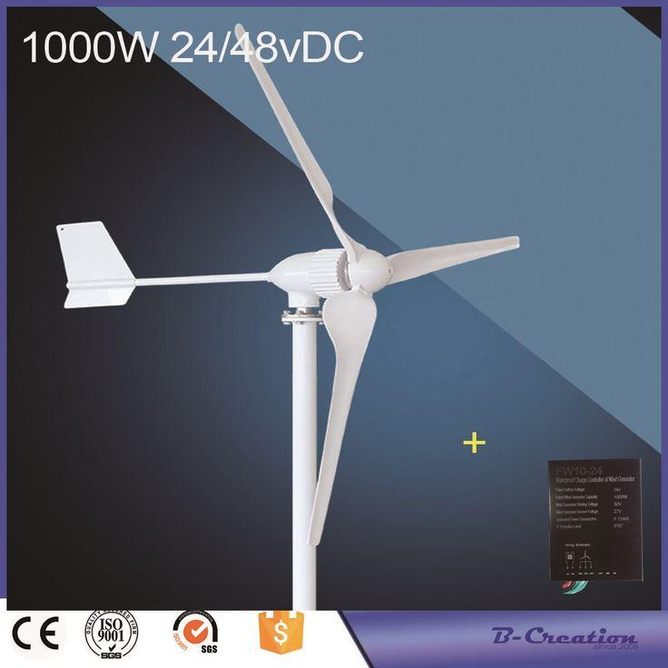 14 best wind power images on pinterest renewable energy horizontal wind turbine generator 3 blades start up optional wind generator ce approval aloadofball Choice Image