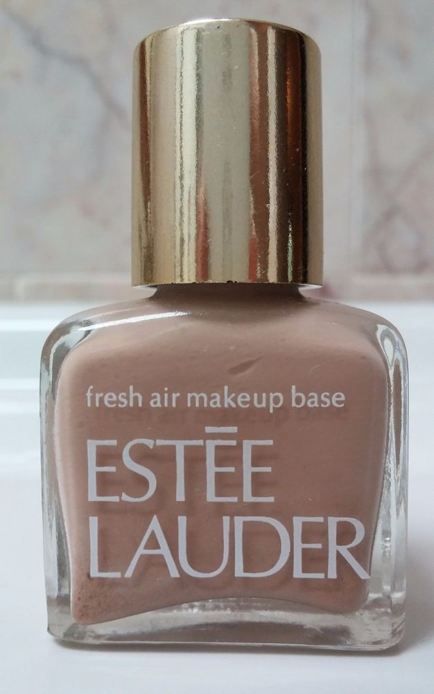 ESTEE LAUDER Fresh Air Makeup Base Newport Beige 1/2 oz Bottle ONLY #EsteLauder