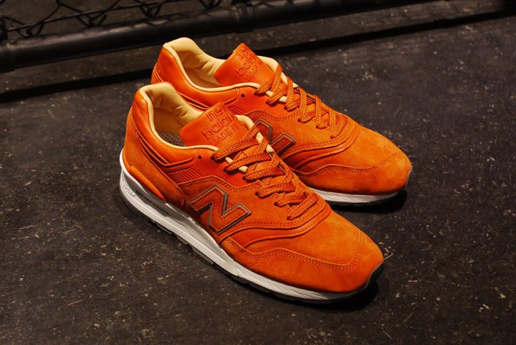 """new balance M997 """"LUXURY GOODS"""" """"CONCEPTS"""" """"made in U.S.A."""" """"LIMITED EDITION"""""""