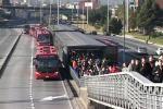 Bus Rapid Transit: Bogota, Columbia (video)