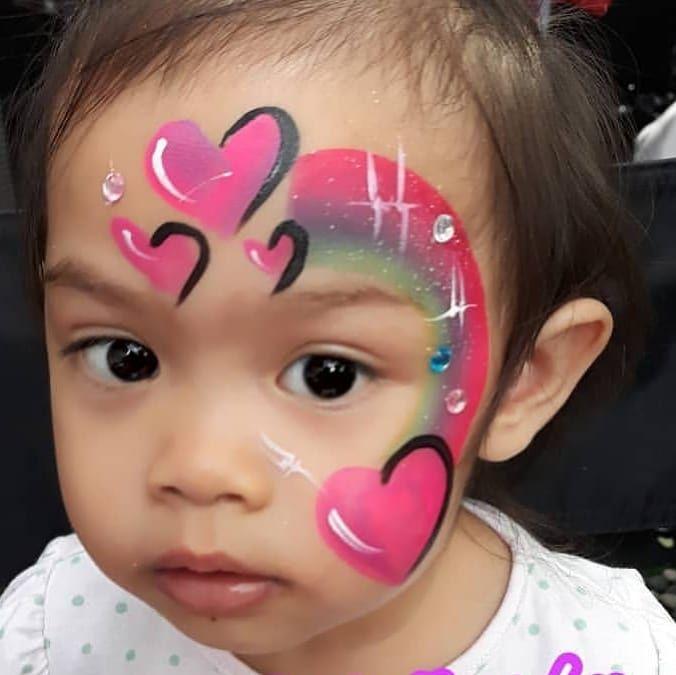 الرسم على الوجه لحفالات الأطفال Incoming Call Screenshot