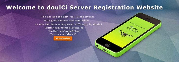 As the information from doulci is so hard to find and always change with out notification, i just post here – latest news from doulci team.Schedule of icloud bypass tool, icloud remove tool and icloud unlock screen from doulCiteamBeta testers will be in the first 2 weeks November, if you are one of the… Read More
