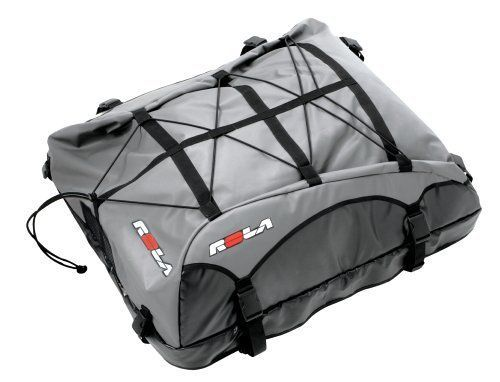 "Roof Cargo Bag Expandable Waterproof Luggage Carrier Rooftop Travel 41x35x24"" #ROLA"