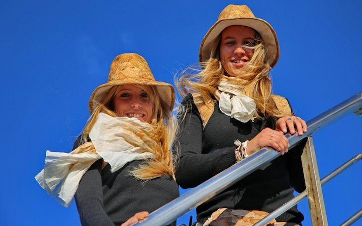 Stefania e Camilla
