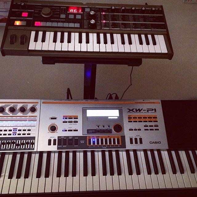 Got this synth recently, the #casioxwp1 it is a really good synth surprisingly for Casio!  #indieartist #indiemusic #indierock #indiepop #indiefolk #indieelectronic #psychedelicrock #alternative #perthmusic  #musicproduction #flstudio #music #musicproducer #musicproduction #producer #beats #art #mixing #mastering #song #guitar #acousticguitar #classicalguitar #bass #fender #album #beachdreamingalbum #stillbirds