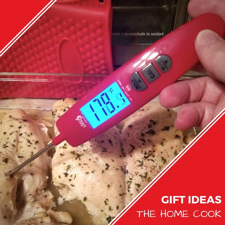how to tell if chicken is cooked with a thermometer