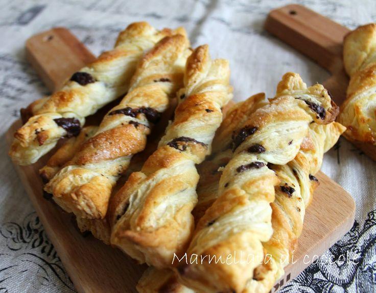 biscotti con sfoglia