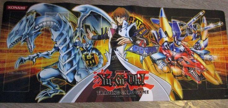 1996 Shonen Jump Yu-Gi-Oh! Yu-gi-oh! Trading Card Game Mat Konami Yugioh NEW #Konami
