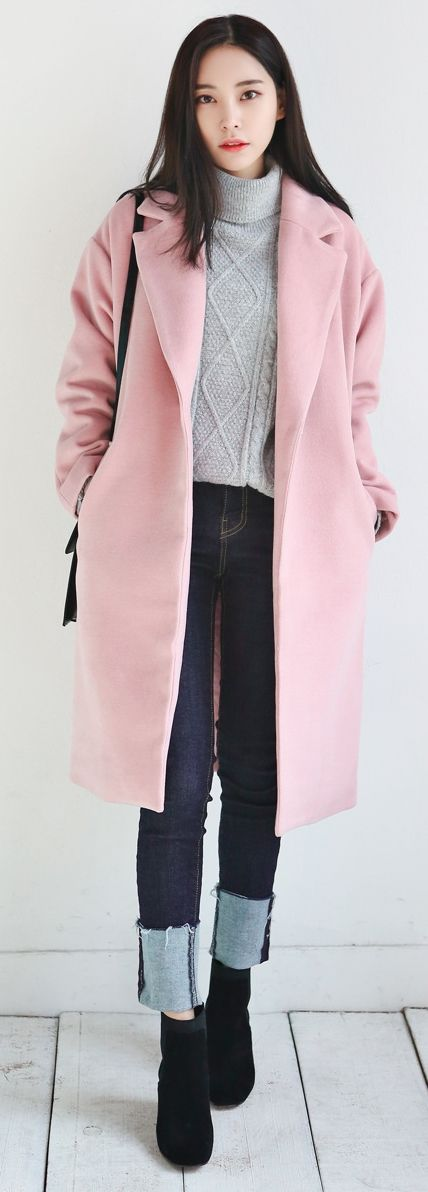 Best 25+ Korean fashion winter ideas on Pinterest | Korean fashion fall Long socks outfit and ...