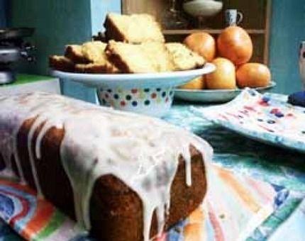 Budín de mandarina hecho en licuadora - Recetas – Cocineros Argentinos